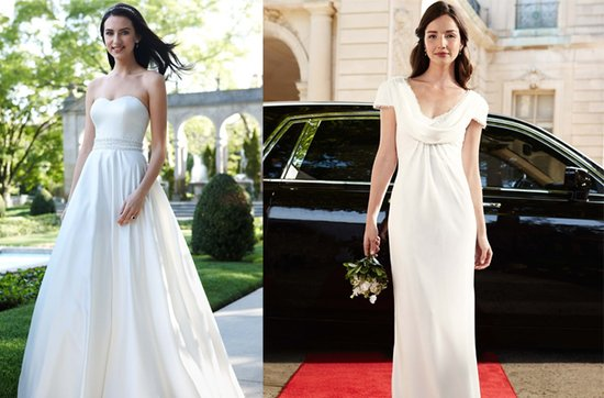 Featured wedding dress designers- Kate Middleton, Pippa Middleton-inspired bridal gowns