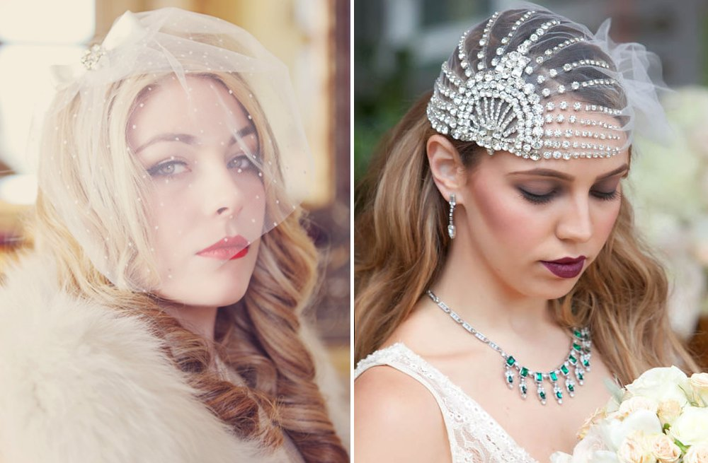 Wedding veils and bridal accessories by Willow Moone 1