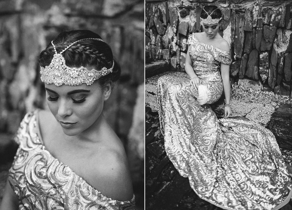 Old-hollywood-inspired-silver-wedding-dress.full
