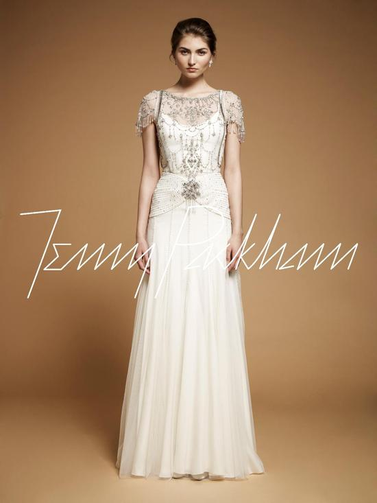 Jenny Packham wedding dress, 2012 bridal gowns 3