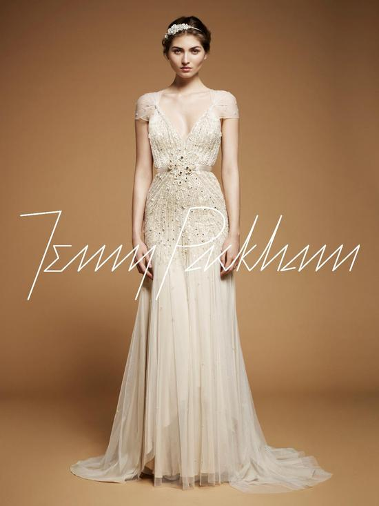 Jenny Packham wedding dress, 2012 bridal gowns 2