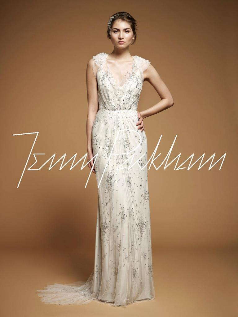 photo of 2012 Wedding Dresses by Jenny Packham: Vintage Opulence