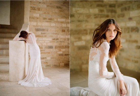 photo of Real Brides + Your Favorite Designer Wedding Dresses