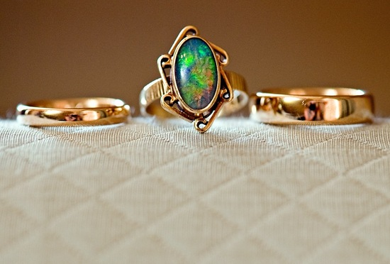 photo of Wedding Rings Captured Like A Dream: 27 Photos To Fall For