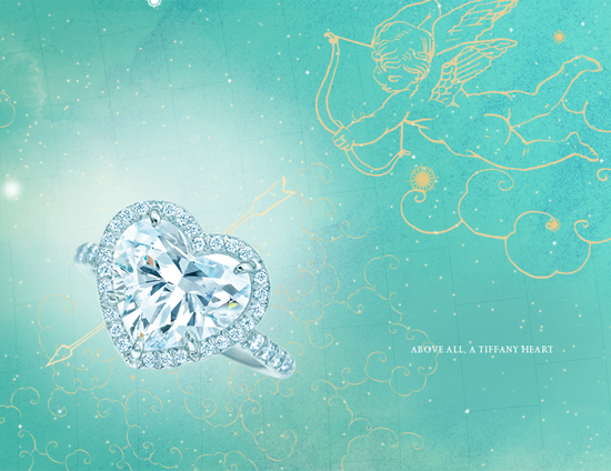 Engagement Rings and Wedding Bands from Tiffany
