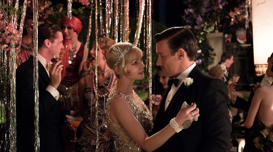 Tiffany & Co. featured in The Great Gatsby