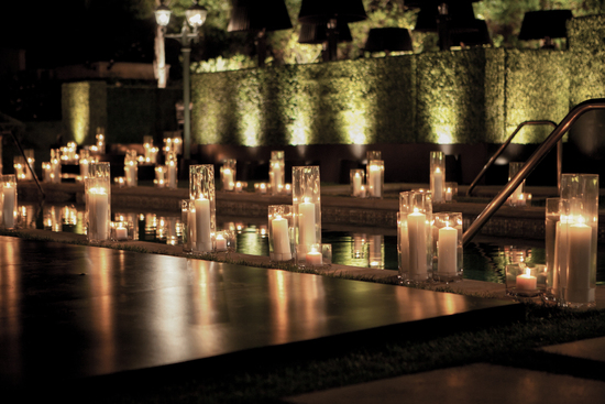 Bel Air wedding inspiration outdoor enchanted reception 3