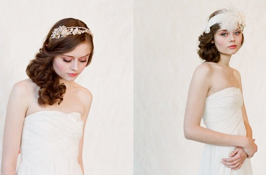 Twigs n Honey wedding hair accessories and bridal veils, 2011- 4