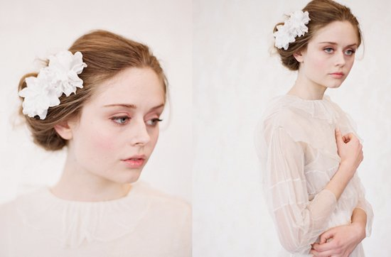 Twigs n Honey wedding hair accessories and bridal veils, 2011- 3
