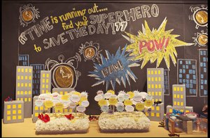 photo of Super Hero Themed Offbeat Wedding