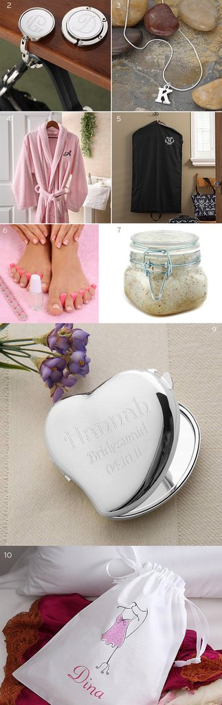 photo of 10 practical, unique and affordable bridesmaid gift ideas!