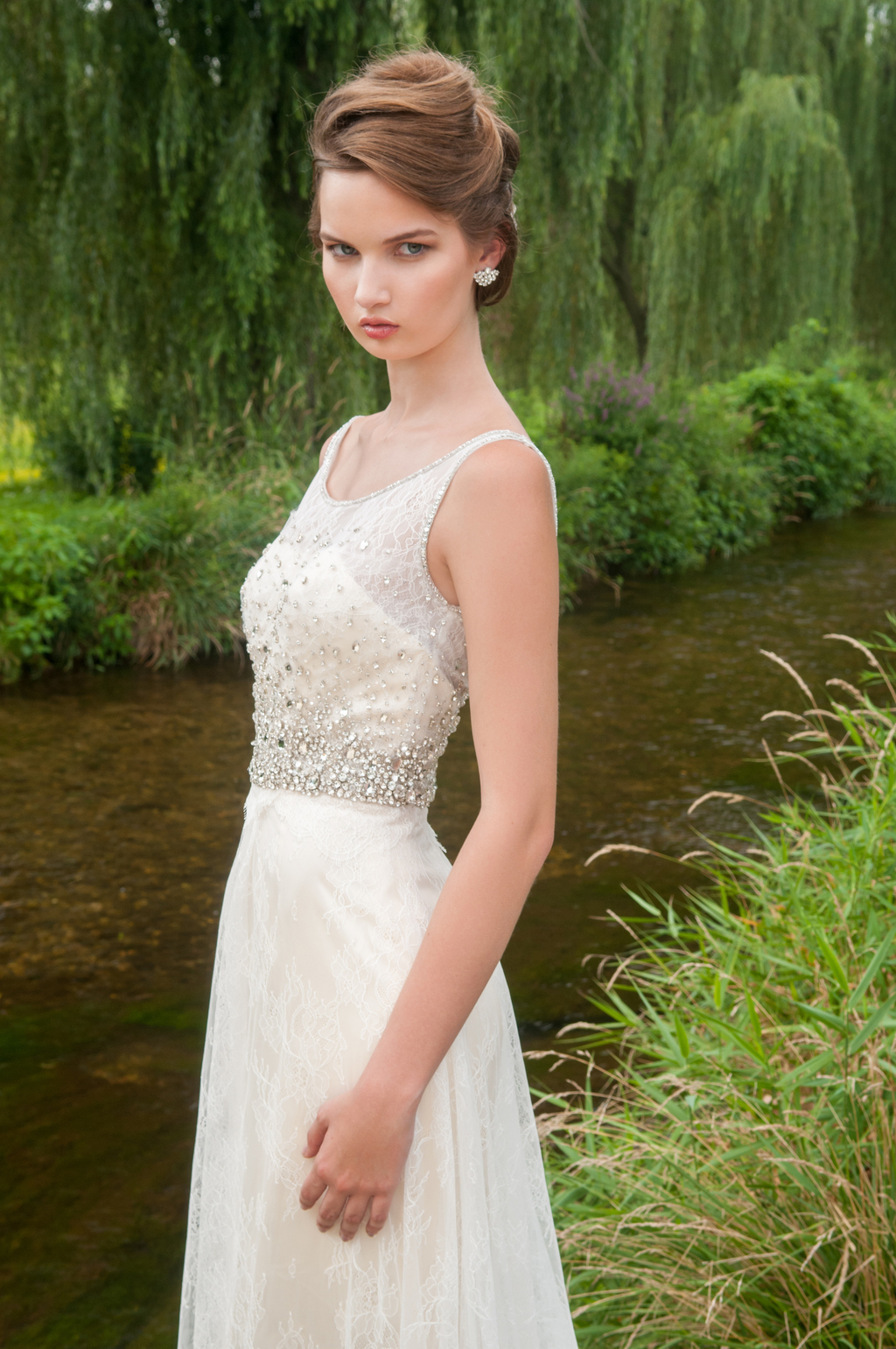 Eugenia Couture Wedding Gown
