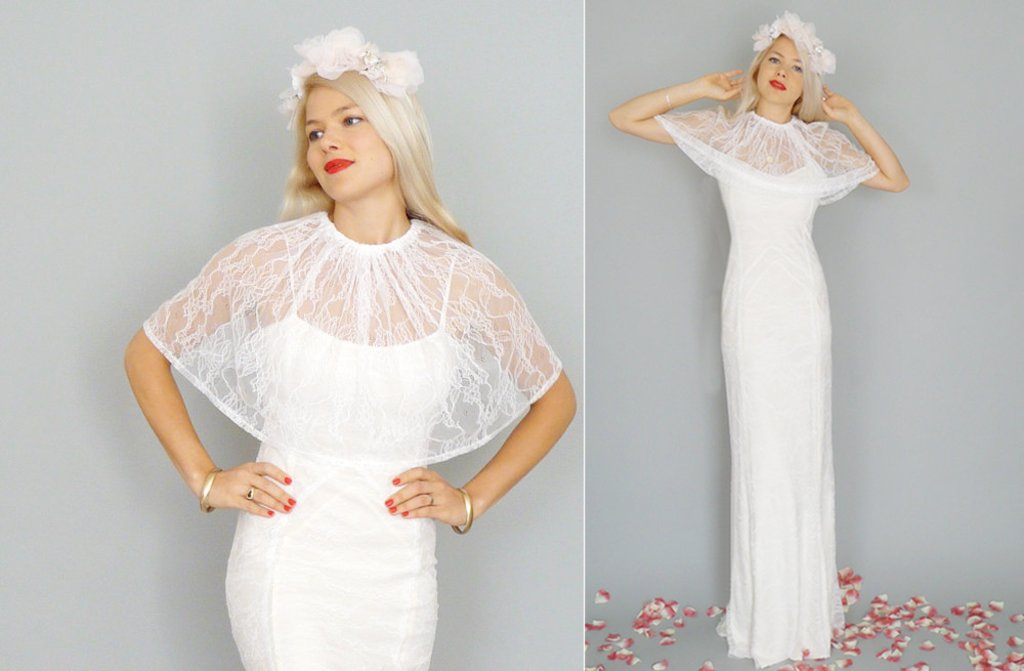 Bridal cover ups on onewed junglespirit Gallery