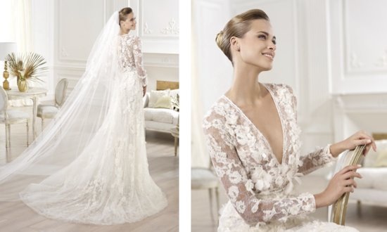 2014 Elie by Elie Saab wedding dress collection