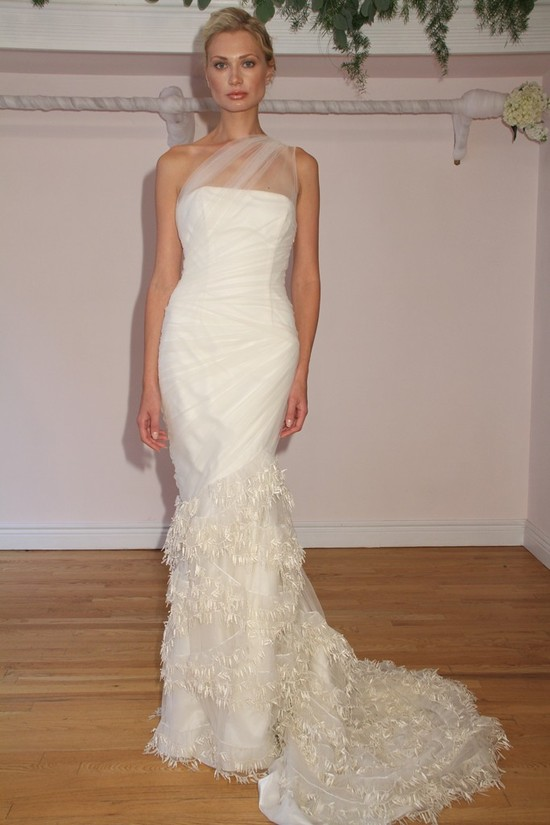 Randi Rahm timeless wedding dresses, Fall 2012, 4