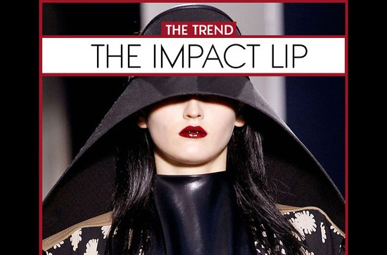 Bridal beauty guide 2012- impact red lips