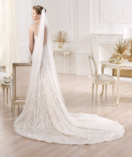 YIRSA wedding dress by Atelier Pronovias 2014 bridal