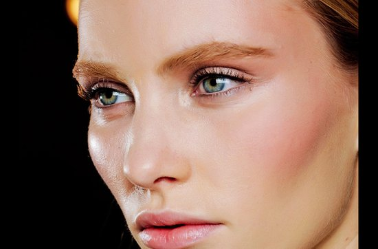 Bridal beauty guide 2012- flawless wedding skin from Versace