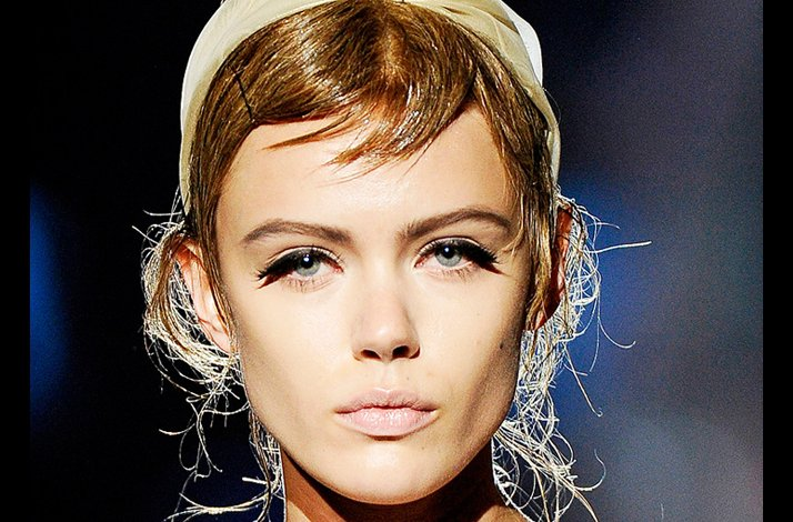 Bridal beauty guide 2012- flawless wedding skin, retro lashes