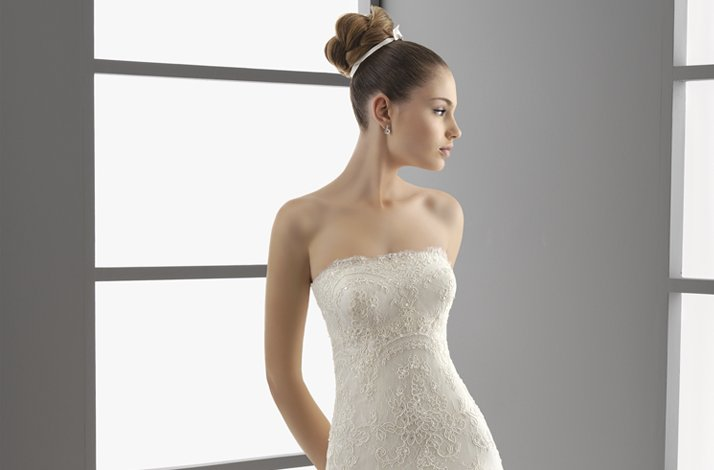 Wedding Hair Inspiration: Bridal buns by Aire Barcelona