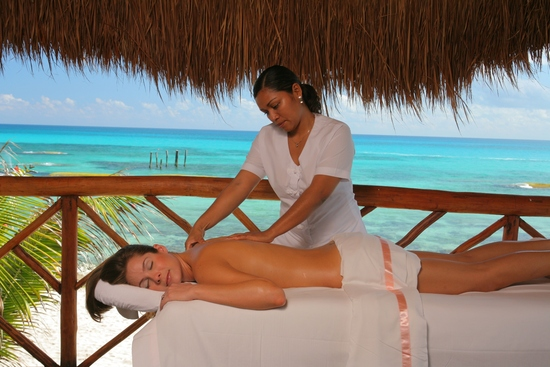 Beachfront Sky Massage