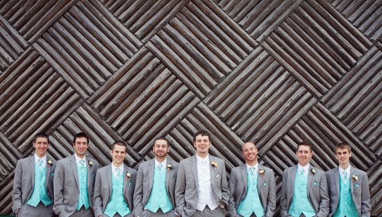 Light Grey Wedding Tuxedos