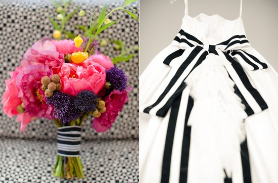 Artsy Halloween Wedding in Los Angeles