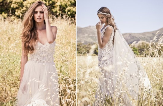 photo of Beautiful Bo & Luca Wedding Gowns