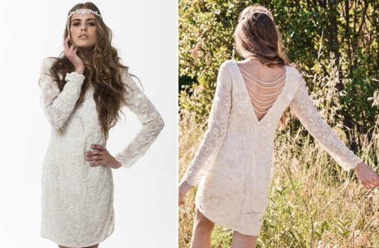 Idaho LWD from Bo and Luca bridal