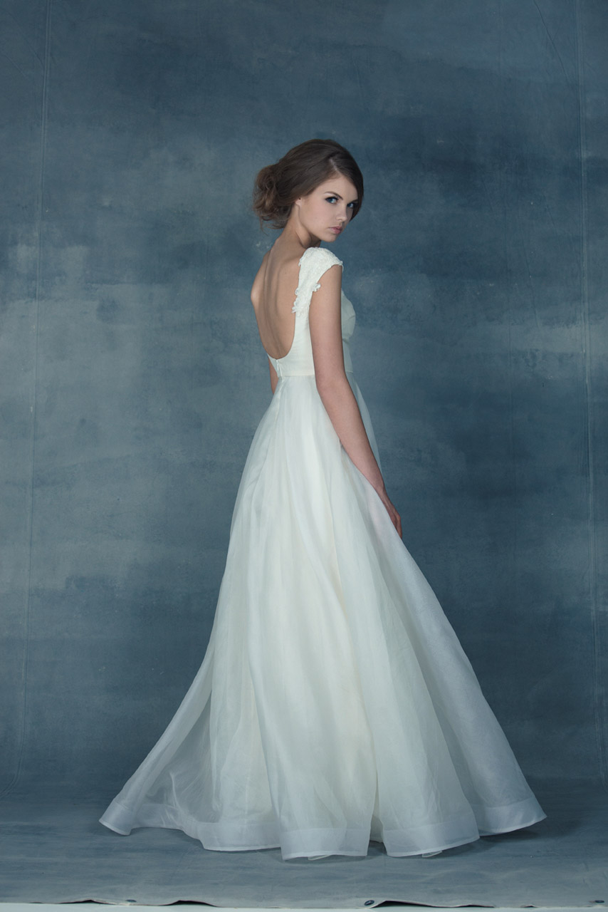 Love Yu Wedding Dress Capulet