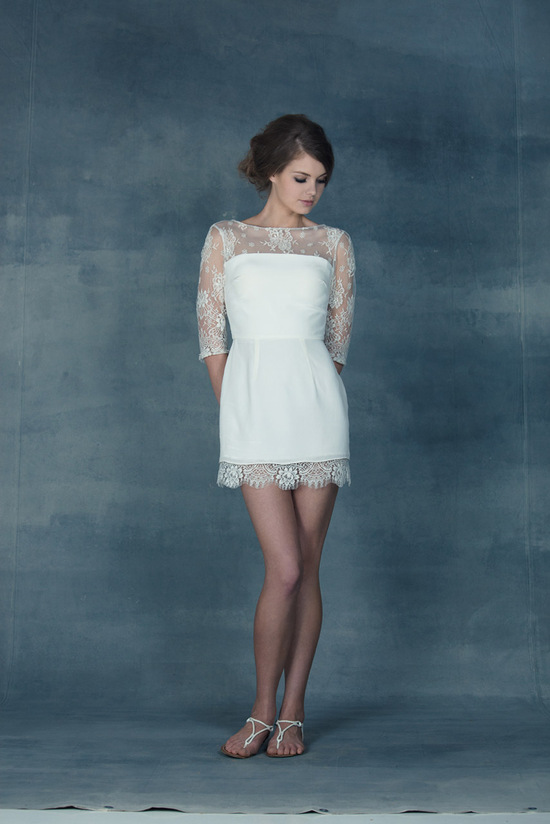 Love Yu wedding dress Enchant LWD