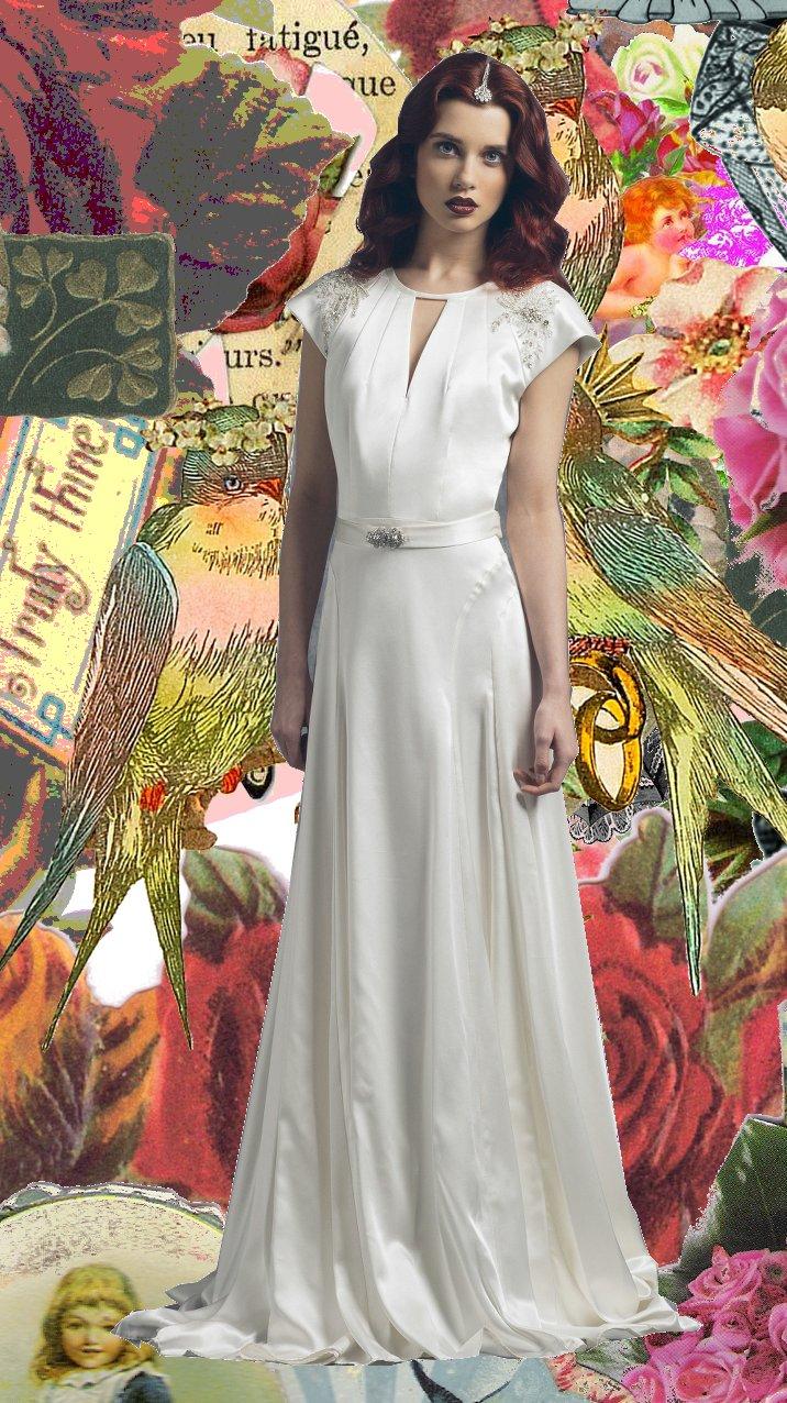 Terry Fox Wedding Dresses - Wedding Dresses In Redlands