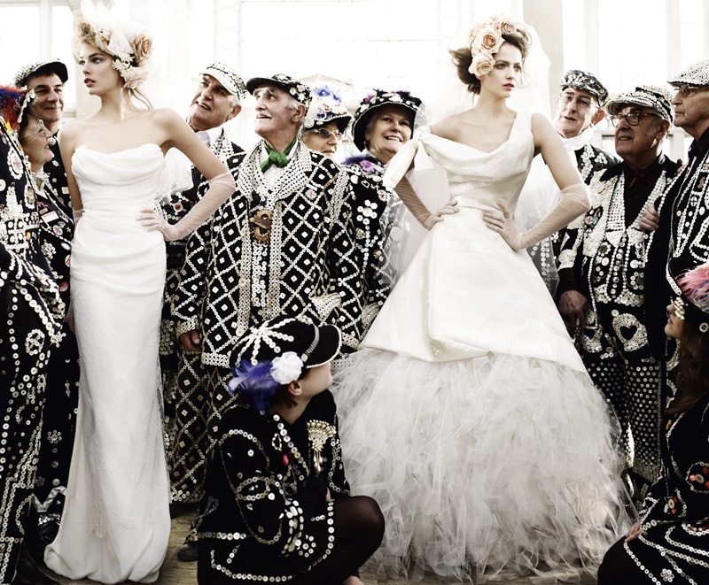 Classic British Bridal Dresses
