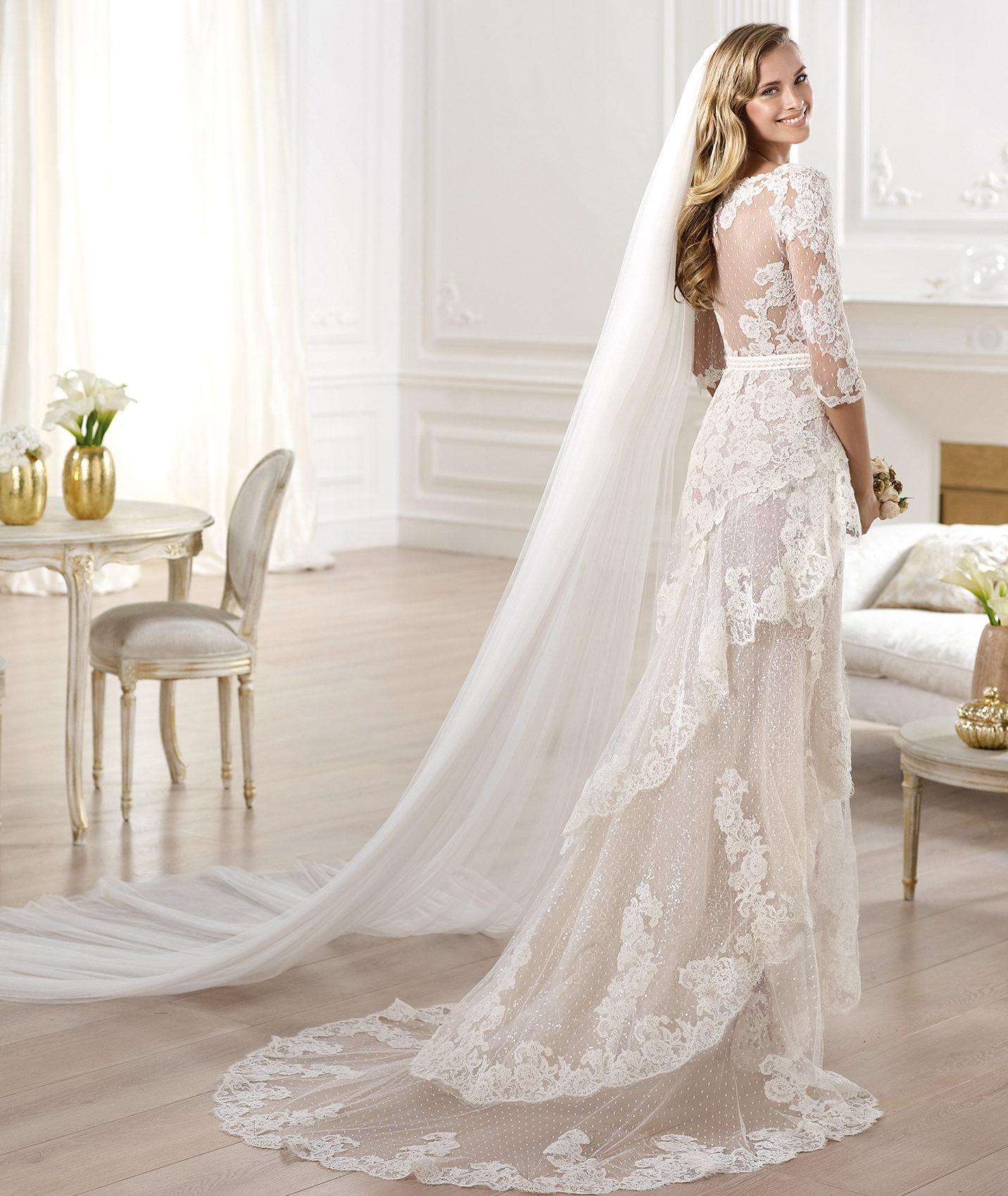 How Much Are Pronovias Wedding Dresses 22
