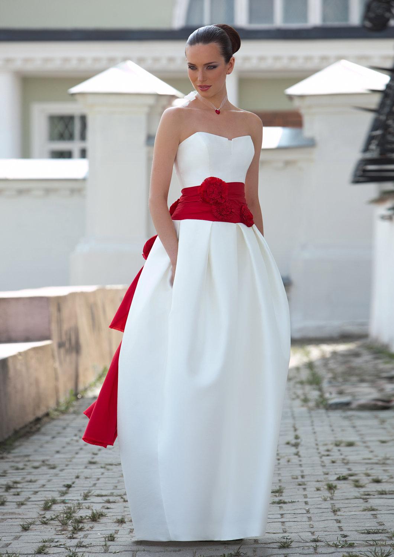 Jackie Kennedy inspired wedding dresses