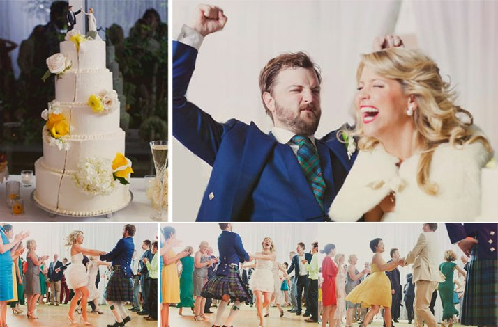 Our-labor-retro-real-wedding-cake-dance-floor.full