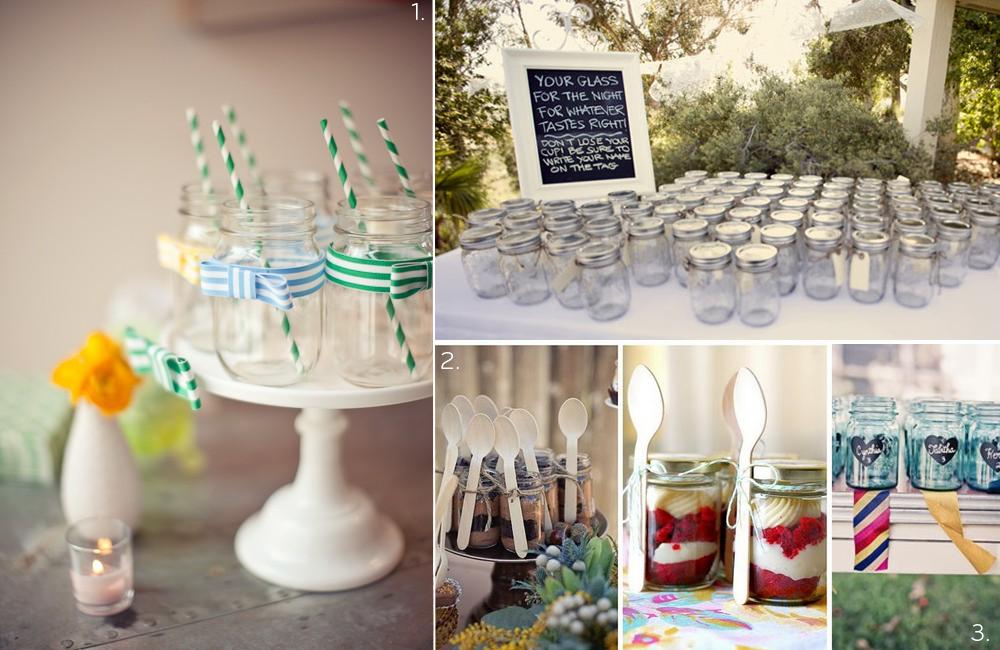 Wedding Decor Diy Blog : Diy wedding ideas mason jars vintage weddings original