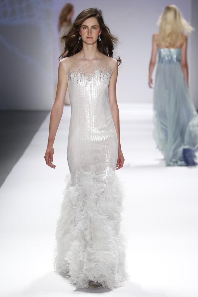 Spring 2014 rtw wedding worthy dresses tadashi shoji for Tadashi shoji wedding dresses