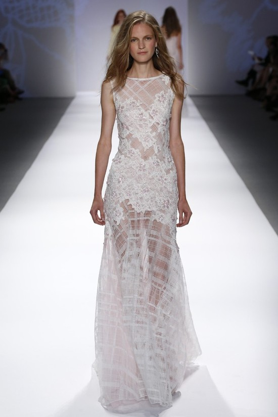 Spring Lace Wedding Dress