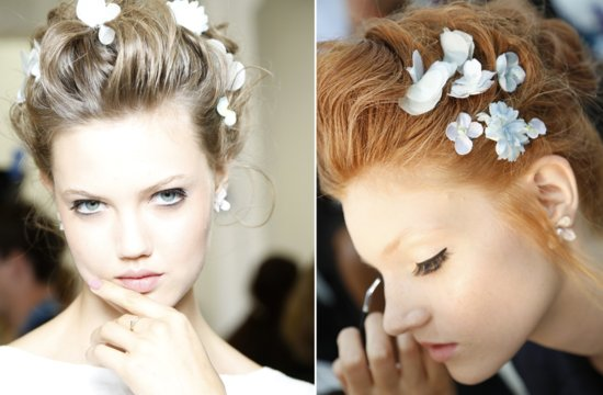 Romantic Wedding Hair and Makeup Iinspiration