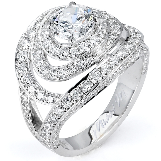 Michael M. Engagement Rings