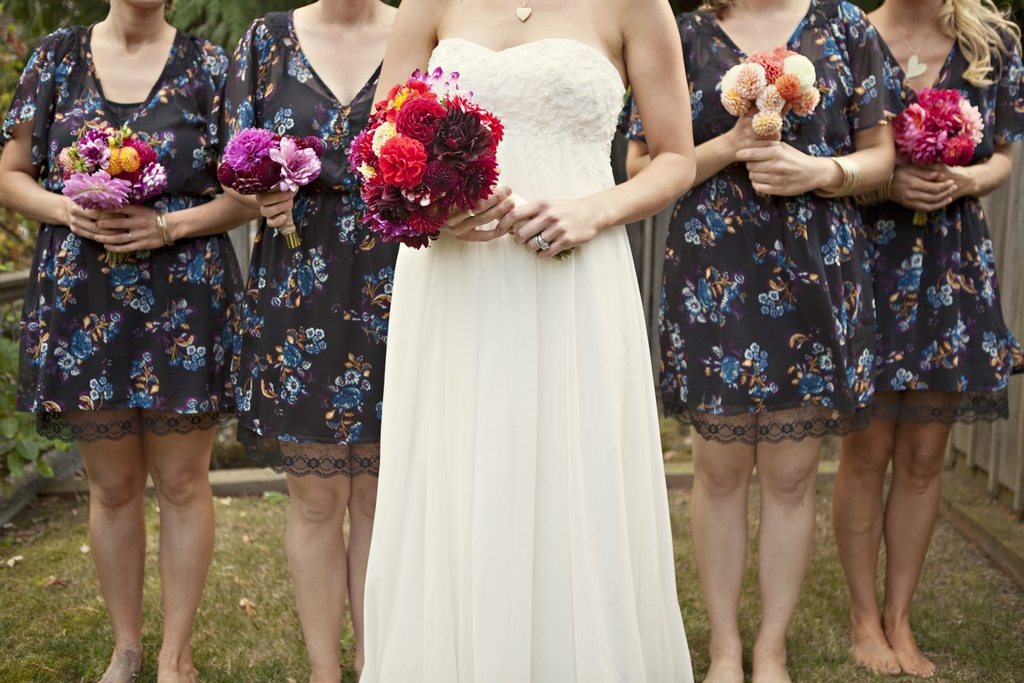 Outdoor-real-wedding-2012-print-bridesmaids-dresses.full