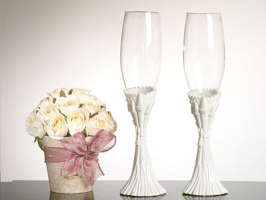 Fairytale Toasting Glasses