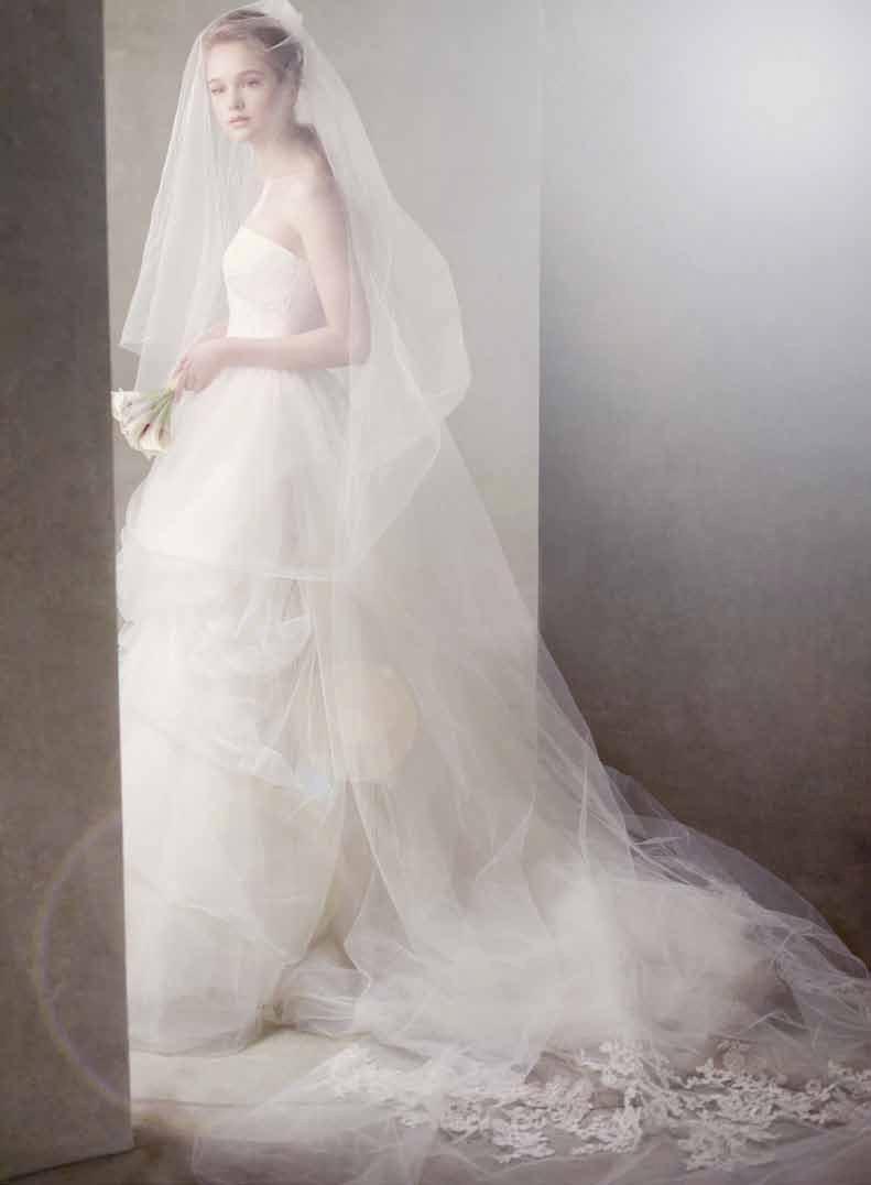 Bridal Veil By Vera