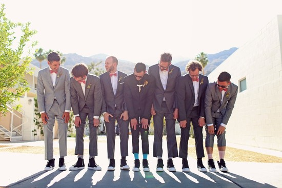 incredible wedding photography by Max Wanger dapper groom and men