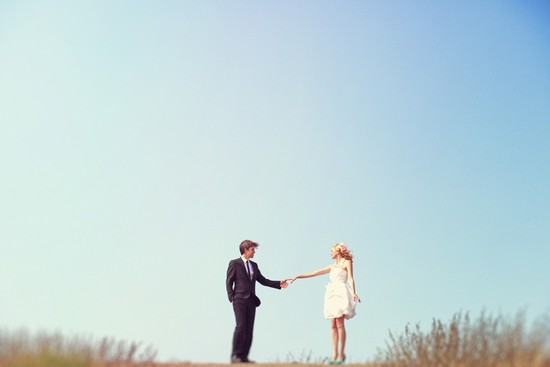 incredible wedding photography by Max Wanger outdoor couples portrait