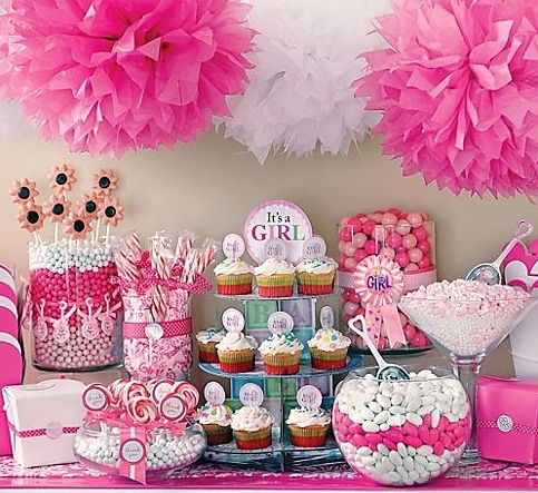 photo of Sweet Couture Candy Buffet