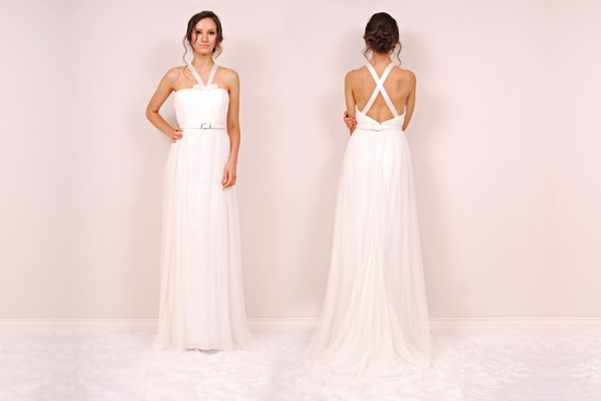 Hurst wedding dress by Sunjin Lee 2014 bridal