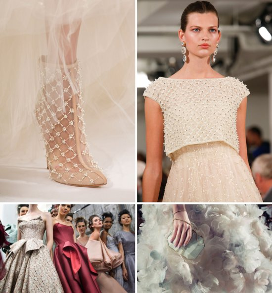 fashion week wedding inspiration
