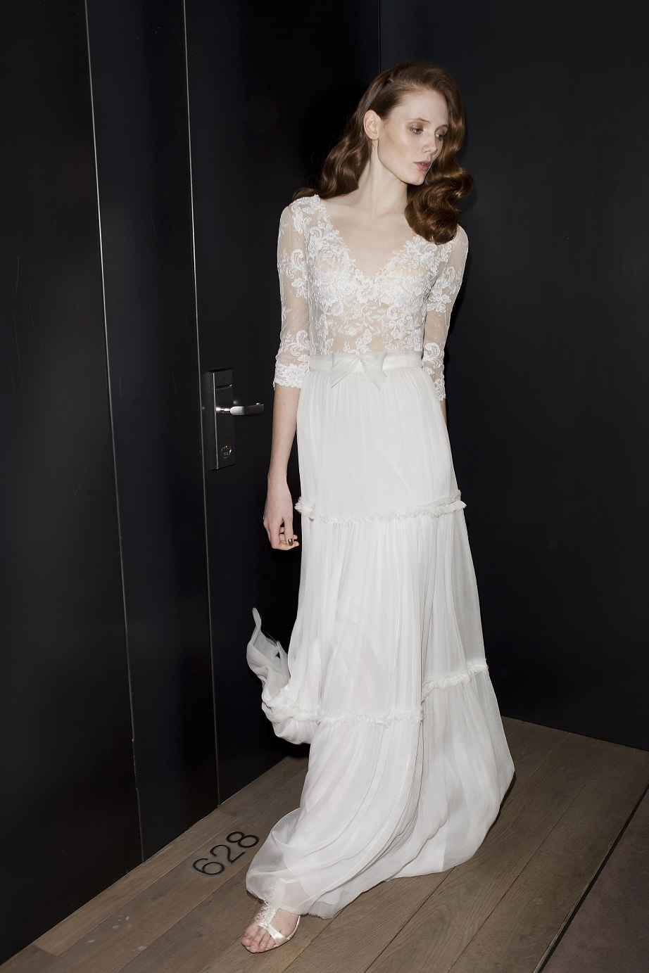 Roxanna wedding dress by Mira Zwillinger 2014 bridal